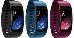 Bratara fitness Samsung Galaxy Gear Fit 2. Bratara fitness Samsung Galaxy Gear Fit 2, GPS, Memorie 4 GB, IP68 rezitent la praf si apa 1,5 m 30 de min, intensifica antrenamentul elegant. Vezi AICI pret, pareri.