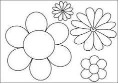 március 15 dekoráció - Google-keresés Flower Template, Floral Illustrations, Paper Flowers, Coloring Pages, Easter, Templates, Appliques, Creative Ideas, Google