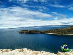I'm a passanger.  #titicaca #titicacalake #isladelsol #Bolivia #southamerica #visitsouthamerica #VidaDeMochila #backpackers #mochileiros #trilhandotrilhas #TrilhandoMontanhas #trilheiros #youbackpacking #OutDoorAdventurePhotos #outdoors #trekking #hikking #instatravel #TravelingOurPlanet #traveler #travelgram #TripLookers #trippics #fantrip #EarthPix #lonelyplanet #worldtravelers #braroundtheworld #WildernessCulture #AroundTheWorldPix by viajantu