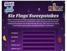 Michaels spruced up sweepstakes