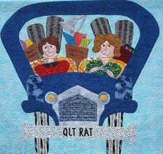 Sue Rasmussen - Humorous Quilts