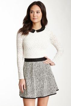 Piper Lace Blouse by Walter Baker on