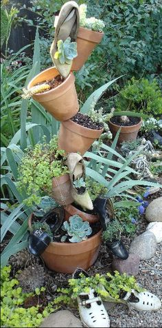 #pottery #pots #containers #planterstipsy pots
