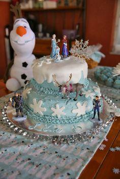 Sempre Cereja: Festa Frozen (Frozen Party)