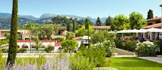 Le Mas de Pierre in Saint-Paul de Vence.  A great place to stay while discovering the beautiful Cote D'Azur.
