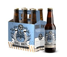 Upper Hand Brewery is excited to announce the upcoming release of its newest specialty beer, Double Ringer, a Double India Pale Ale (IPA). Meant to celebrate the spring thaw in … Read More ►