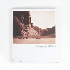 Book of Edward Sheriff Curtis nineteenth-century portraits of Native Americans. $40