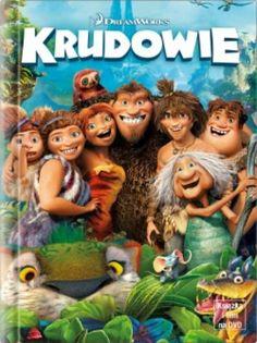 """Krudowie"" (""The Croods""), reż., scen. Chris Sanders, Kirk De Micco. 95 min."