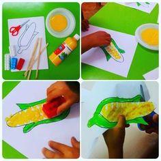 24 Best Vegetable Garden Crafts Images Food Preschool Activities