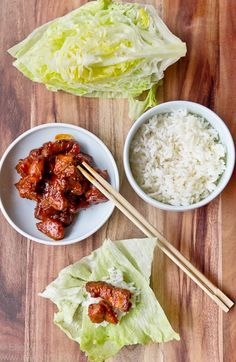 Chilli & garlic braised pork belly wraps (a twist on a Korean favourite)