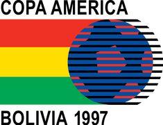 Logotipo Copa América 1997