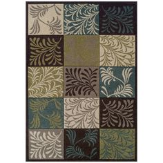 Dalyn Rugs Radiance RD803 Chocolate Area Rug