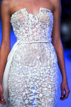 Elie Saab haute couture ss 2014 | The Promise of Spring