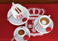 Our solution to the cold weather? Coffee Is Life, Tableware, Cold Weather, Life, Dinnerware, Tablewares, Dishes, Place Settings, Cold
