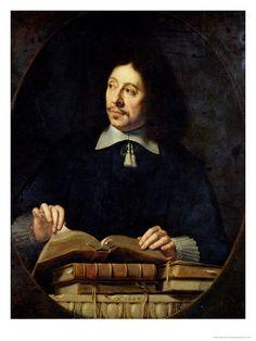 Philippe de Champaigne - Portrait of a Man
