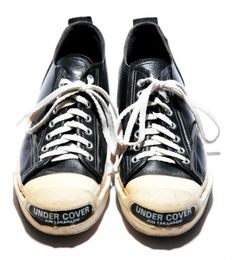 Jun Takahashi's Undercover x Takahiro Miyashita - TheSoloIst sneakers undercoverism.com | via Sumally