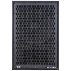Peavey Dark Matter DM 115 Powered Sub, Size: Standard, Regular Powered Subwoofer, Professional Audio, Speaker System, Dark Matter, Loudspeaker, Bank Account, Bands, Challenges, Tools