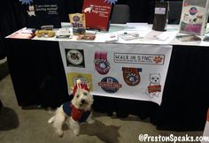 2013 Vegas Pet Expo our booth!