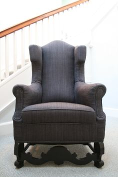 early-20th-century-wing-armchair