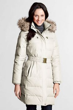 Shop parkas for women at Lands' End! Browse for an extra-warm womens parka or a cute womens puffer jacket, long winter coats or womens casual jackets.