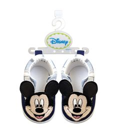 Mickey Mouse Baby SneakersMickey Mouse Sneaker 9 To 12,