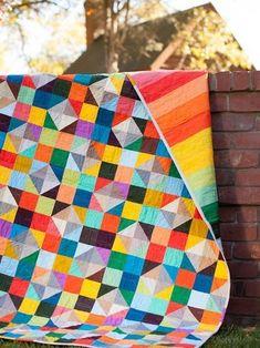 Quilten - burda style - Quilts - Quiltdecke - Patchwork - Quiltmuster