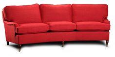 biorum-soffa? Howard Classic svängd 3,5-sits soffa - 270 cm - 8095kr. Trendrum.se