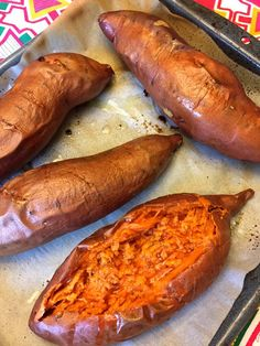 Perfect Oven Baked Sweet Potatoes Recipe - Perfect Oven Baked Sweet Potatoes Recipe – Melanie Cooks You are in the right place about cookie r - Roasted Whole Sweet Potatoes, Whole Baked Sweet Potato, Sweet Potato Recipes, Baked Potato, Grilled Sweet Potatoes, Potatoes In Oven, Cooking Sweet Potatoes, White Potatoes, Recipes