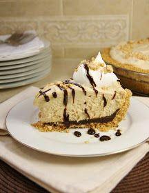 The Kitchen is My Playground: Black Bottom Peanut Butter Icebox Pie