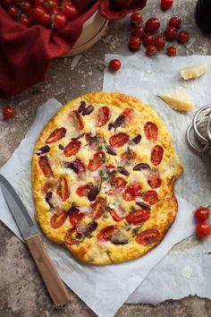 Tomato Thyme Foccacia Bread