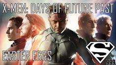 X-Men: Days Of Future Past: Hidden Easter Eggs & Secrets Days Of Future Past, Our Country, X Men, Easter Eggs, The Secret, Pop Culture, Cover, Movie Posters, Inspiration