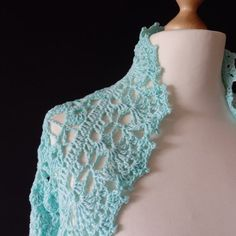 Le Point, Crochet Necklace, Fashion, Point Lace, Sleeves, Cotton, Outfit, Moda, Crochet Collar