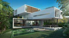 Flavio Castro — Tres House
