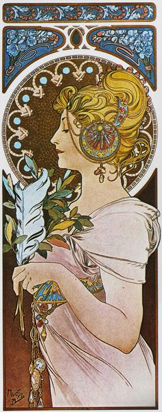 Примулы. Перо-1899