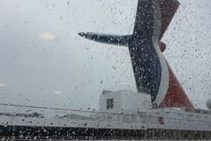Don't let a little rain ruin your #cruise.  The top 10 things to do on a rainy day at sea.