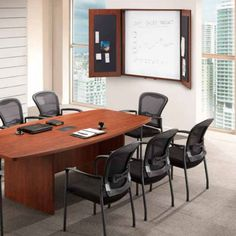 14 best conference tables images business furniture cherry rh pinterest com
