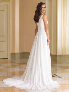 Vestido de Noiva de Justin Alexander - 8863