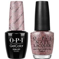 OPI GelColor + Matching Lacquer Sunrise... Bedtime! H11