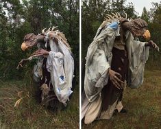 "49 People That Hands Down Won Halloween 49 Halloween Kostümideen – ""Skeksis Kostüm, Dark Crystal."