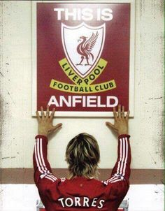 Fernando Torres, A lot of good memories on my return to Anfield!