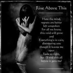 Rise Above This #Seether https://www.pinterest.com/pin/386183736774476793/