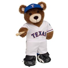 Texas Rangers™ Bearemy® - Build-A-Bear Workshop US $42.50