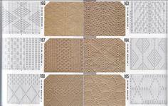 Knitting Machine Patterns, Textured Background, Stitch, Cards, Relax, Decor, Piercing, Dots, Tejidos