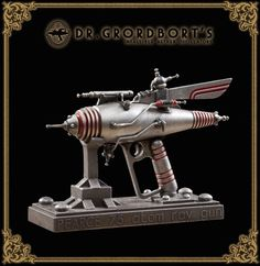 Weta Dr Grordbort's Pearce 75 Miniature Version Raygun | eBay