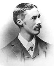 A.E. Housman (March 26, 1859 - April 30, 1936)