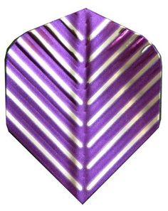 AMERITHON 1 Purple Green Flame Amerithon Std Set The Best Dart Flights