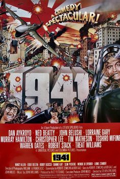 1941 (1979) Original One-Sheet Movie Poster