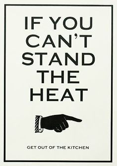 If you can't stand the Heat - you must be from Cleveland!