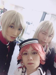 Royal Tutor, Stage Play, Voice Actor, Chibi, Singer, Cosplay, Japanese, Actors, Costumes