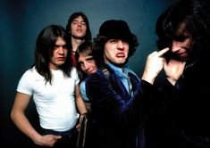AC/DC  note: this is an out-take for the Highway to Hell cover.  Awesome!